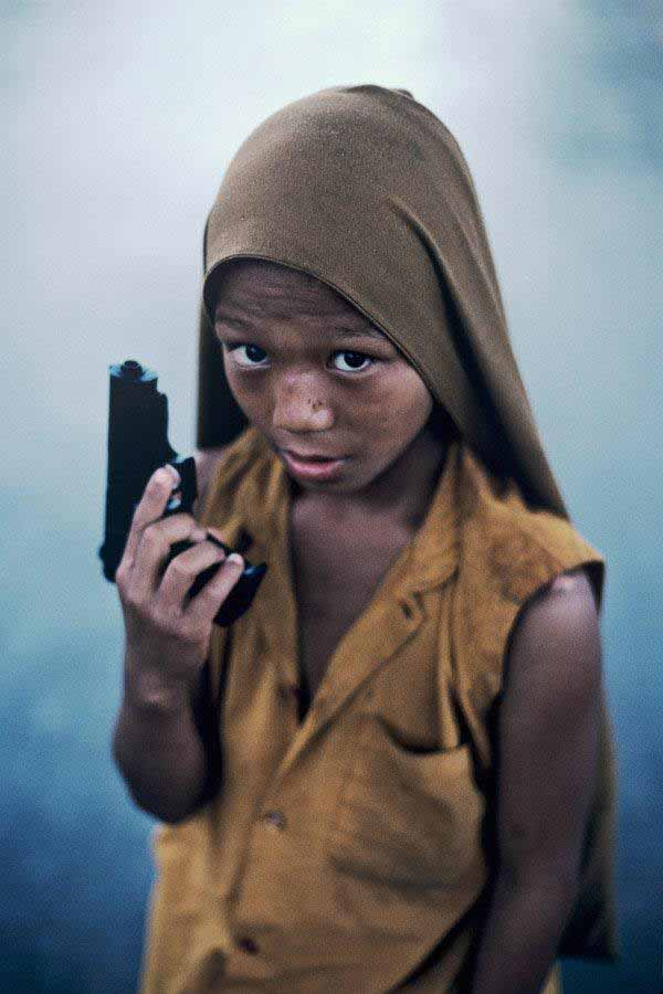 fotografia di Steve Mc Curry
