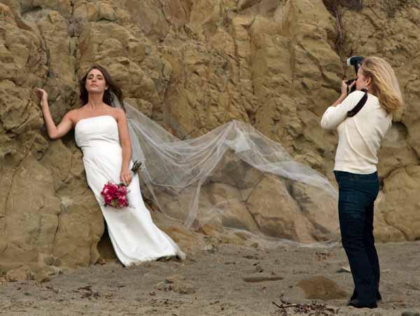 Attrezzatura per fotografare i matrimoni