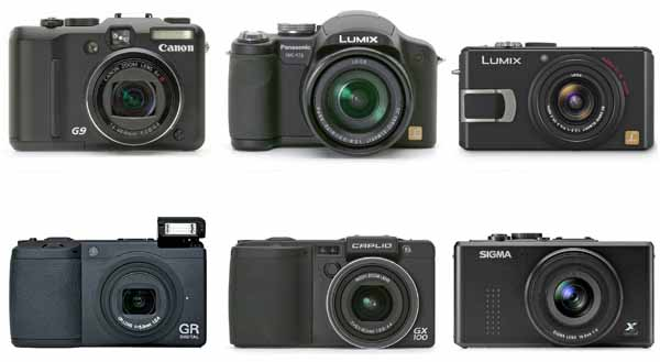 Scegliere una macchina fotografica punta e scatta