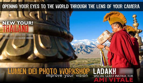 Come sfruttare al meglio un workshop fotografico