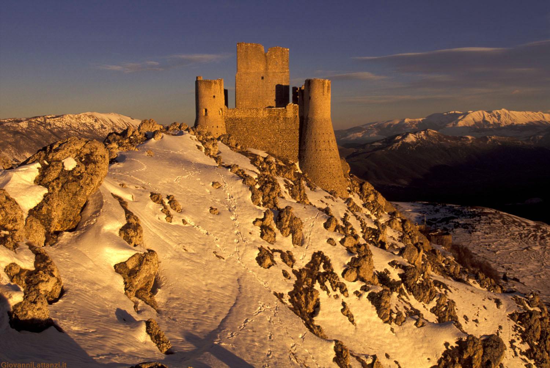 Photo Adventure Abruzzo: Roccacalascio