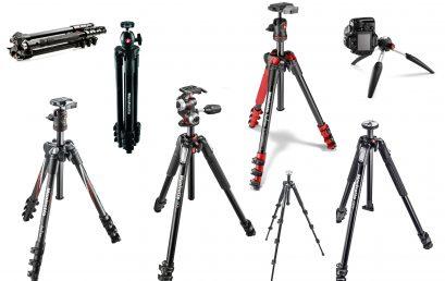 Come scegliere il cavalletto fotografico o treppiedi