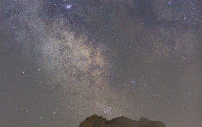 Fotografare la Via Lattea: gli errori più comuni