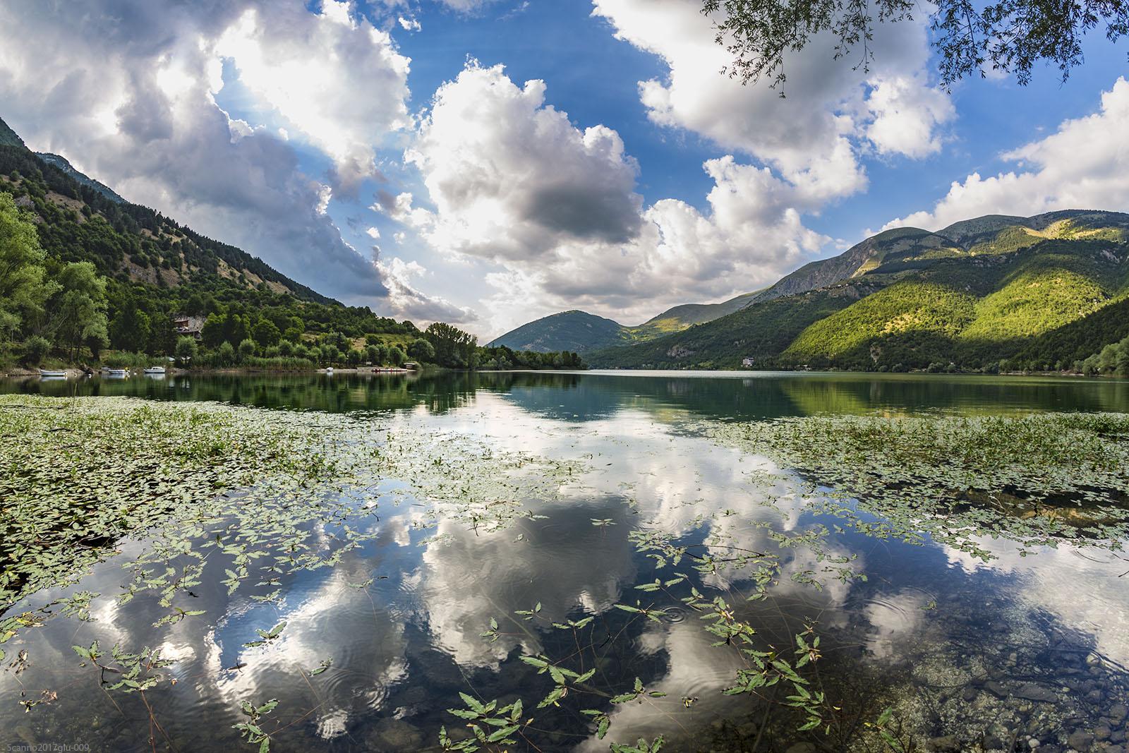 Location fotografiche: Abruzzo, lago di Scanno