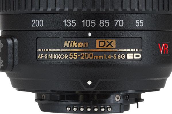 Sigle degli obiettivi Nikon: denominazione e nomenclatura
