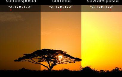 Scuola di fotografia: capire cos'è l'esposizione