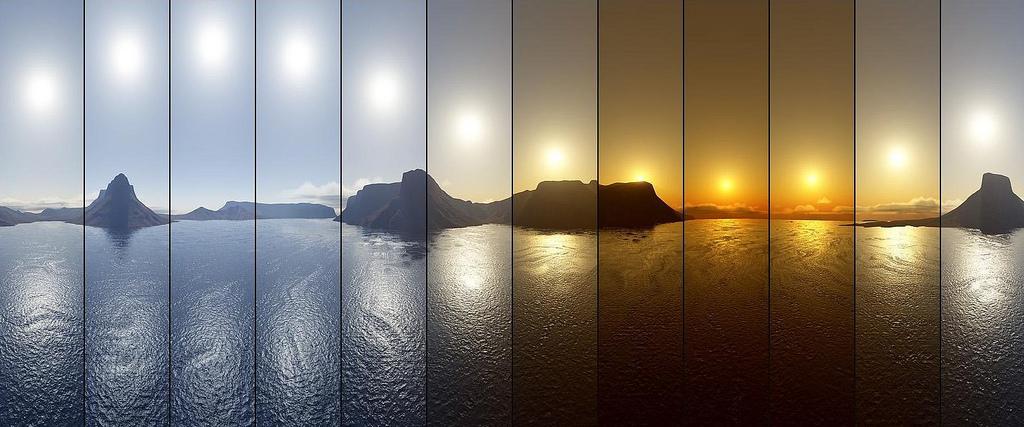 Scuola di fotografia: conoscere la luce naturale