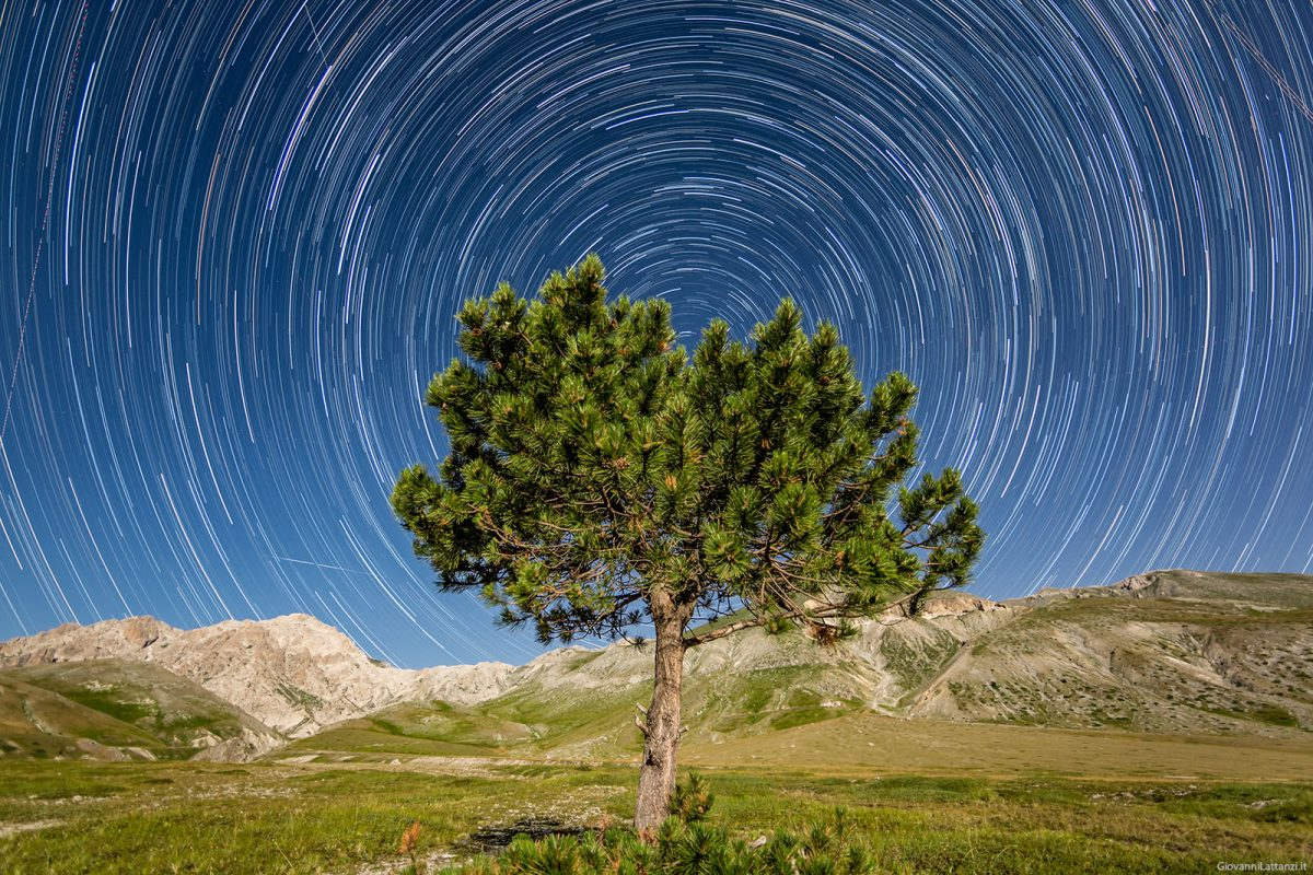 Come fare uno startrail