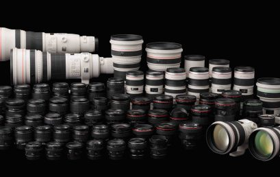How to choose the right lenses to build the perfect photographic kit