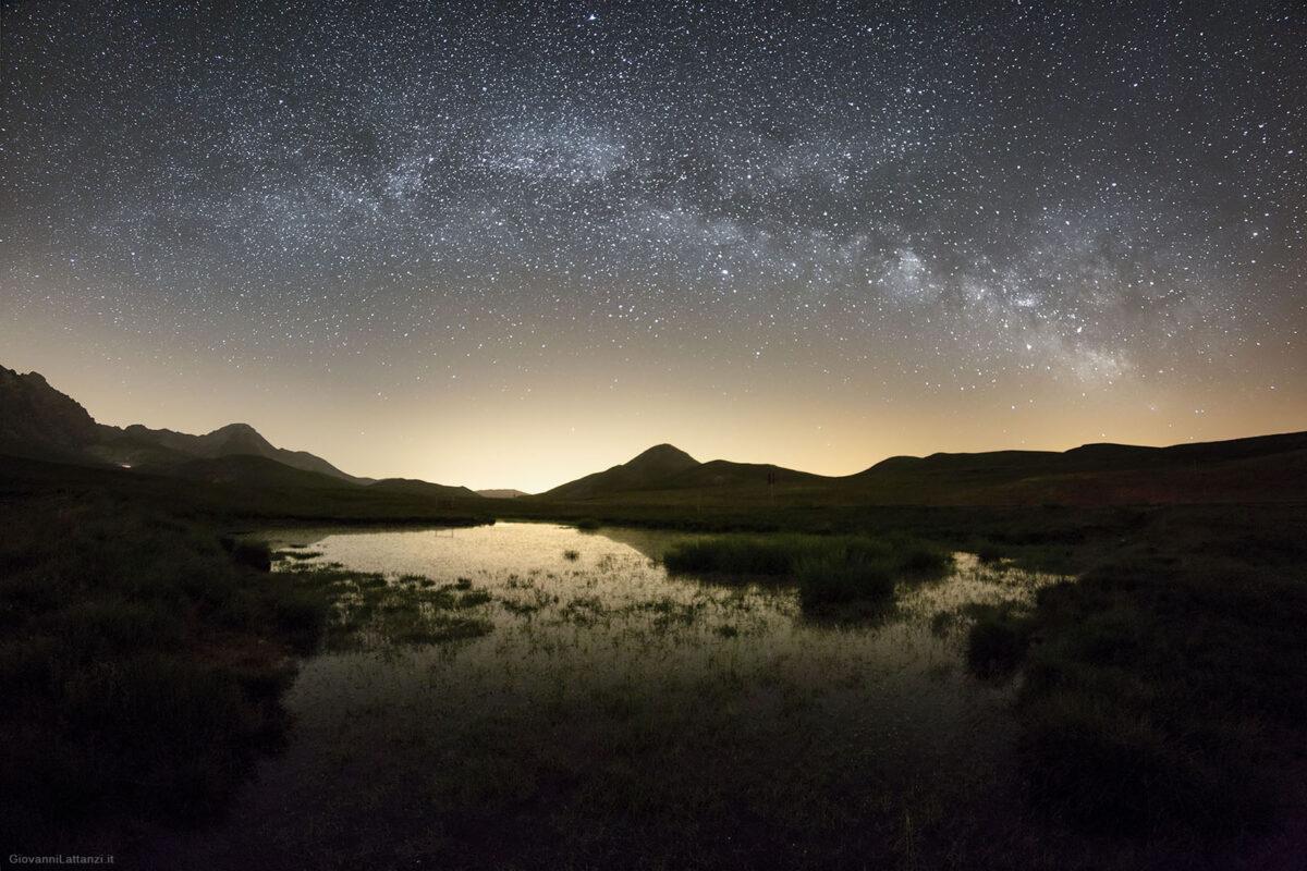 Come si fotografa la Via Lattea