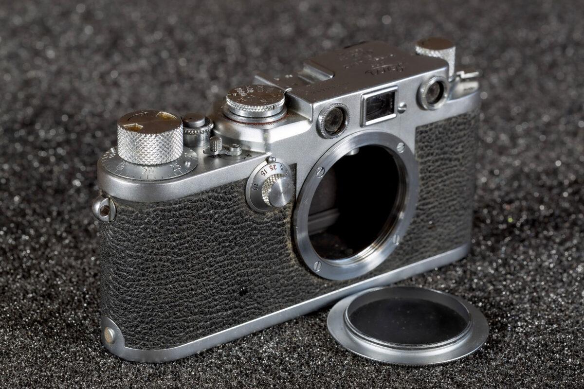 Leica III F 1953